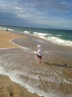 Perfect Beach Day. Number 4. Sarah C