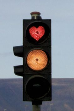Akureyri traffic lights by Matito, via Flickr
