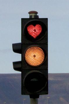 Akureyri traffic lights by Matito, via Flickr