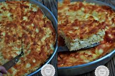 Sodalı Börek Iftar, Quiche, Pizza, Cheese, Breakfast, Food, Morning Coffee, Quiches, Meals