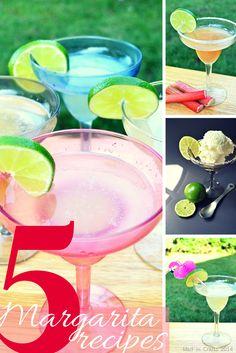 5 Margarita Recipes