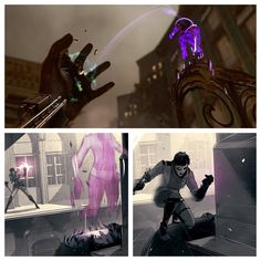 #SpiderMan isn't the only one who can get from Point A to B w/ speed & finesse… #Dishonored: Death of the Outsider #SpiderManHomecoming