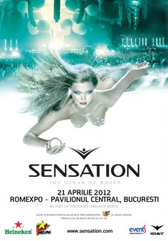 Sensation - The Ocean of Life 2012 Romania Bucurest