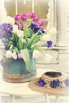 Spring by lucia and mapp, via Flickr