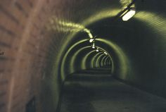"""See 256 photos and 19 tips from 1826 visitors to Žižkovský tunel. """"Good shortcut, a bit scary though. Praha, Scary, Im Scared, Macabre"""