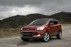 2014 Ford Escape SE 1.6 EcoBoost First Test Read more: http://www.trucktrend.com/roadtests/suv/163_1404_2014_ford_escape_se_16_ecoboost_first_test/#ixzz30bLEfJiE