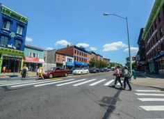 Clinton Hill and Ft. Greene in Summer, taken by BOND photographer Ashley