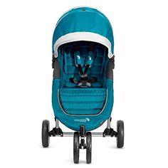 Silla de paseo Baby Jogger City Mini Teal/Gray [BJ0141142930]