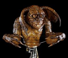 GREMLINS 2: THE NEW BATCH (1990) - Mechanical Lenny Gremlin Puppet - Price Estimate: $4000 - $6000