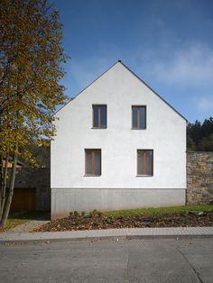Gallery of Family House in Malá Lhota / JRA Jarousek.Rochova.Architekti - 2