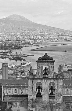 Napoli e Vesuvio