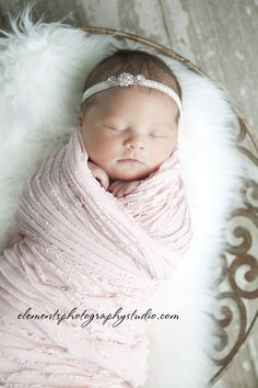 I love, love, love this blanket, headband and baby!!!! I wonder if I can order all 3?
