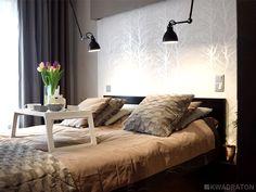 Kwadraton czarna szafa Bed, Furniture, Home Decor, Stream Bed, Interior Design, Home Interior Design, Beds, Arredamento, Home Decoration
