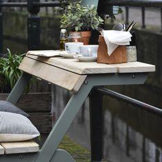 noch 6 Tage 21 Stunden Frühstück an der 'Table Bench' Weltevree CHF 1'265 #affiliate #affiliatelink