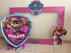 Pregunta por tu Combo Piñata 50cms y Cuadro Personalizados de 1.10 x 77cms #pawpatrol #pawpatrolparty #piñatas #5petalos