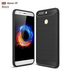 Coque Huawei Honor 8 Pro Carbone Brossée