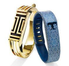 Gift Ideas: Tory Burch Fitbit Bracelets