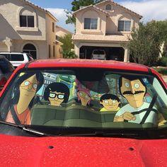 Bob S Burgers Accordion Sunshade Pin Of The Day Bobs