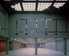 Hiroshi Hara, Yamato International Building, Office Space, Tokyo, Japan, 1987