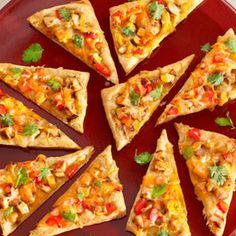 Pepperidge Farm� Puff Pastry: Grilled Fajita-Style Pizza