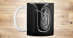 Discover Tuba (Mug) Mug from Anderson Surreal Graphics, a custom product made just for you by Teespring. With world-class production and customer support, your satisfaction is guaranteed. - No cutesy statements.  No cliche's.  No fancy...