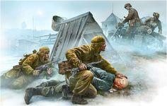 Red Army commandos