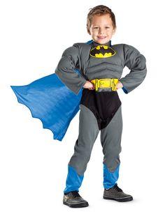 Batman Superman Reversible Costume