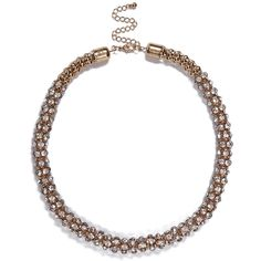 50 Pieces of Chic Holiday Jewelry Under $50 - River Island Necklace from #InStyle