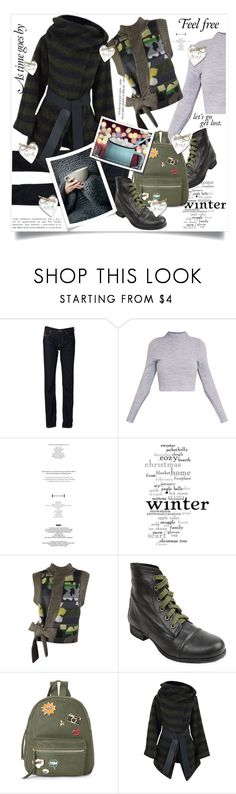 """""""Weekend"""" by hani-bgd ❤ liked on Polyvore featuring Vivienne Westwood Anglomania, StyleNanda, WALL, Chloé, Steve Madden, IMoshion, Simple Pleasures, Winter, viviennewestwood and weekendstyle"""
