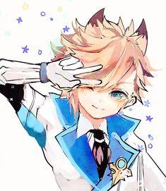 Cute Anime Character, Cute Characters, Anime Characters, Character Art, Character Design, Anime Chibi, Manga Anime, Elsword Game, Mobile Legend Wallpaper