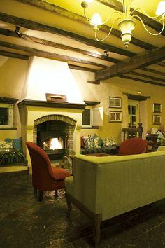 Interior del Hotel Zubieta en Lekeitio. www.hotelzubieta.com