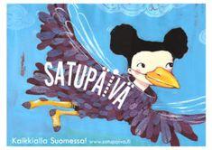 Materiaalit – Satupäivä Reading Comprehension, Bart Simpson, Tweety, Fairy Tales, Kindergarten, Snoopy, Fictional Characters, Zen, Fairytail