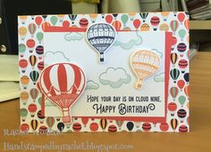 Up and away, carried away Sale-bration