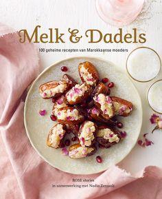 Samen met kok en kookboekenauteur Nadia Zerouali  brengen de oprichters van social enterprise ROSE stories een ode aan Marokkaanse moeders en hun allerbeste recepten in dit kook- en verhalenboek Melk en Dadels