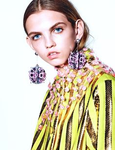Psychotropical - WGSN - Fashion Trends for 2018 - Molly Bair