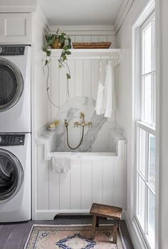 Where to Invest First in Your Interior Design Business - The Identité Collective Mudroom Laundry Room, Laundry Room Organization, Laundry Room Design, Küchen Design, House Design, Casa Loft, Laundry Room Inspiration, Interior Design Business, Room Decor