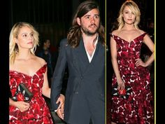 Dianna Agron & Boyfriend Winston Marshall Hold Hands at Marc Jacobs NYFW...