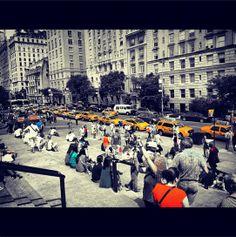 #NewYork #Yellow #studytoursexperience