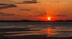 Afbeeldingsresultaat voor ondergaande zon
