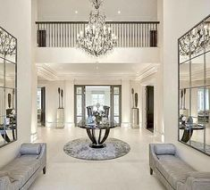 Interior design inspirations for your luxury entryway. Check more at luxxu.net