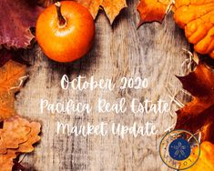 October 2020 Pacifica Real Estate Market Update San Mateo County, Rockaway Beach, Holiday Market, Residential Real Estate, Selling Your House, Real Estate Services, Real Estate Marketing, Home Buying, October