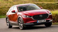 You could hardly put a pin between them. The Mazda range of SUV / Crossovers start with the biggish the smallish and now the medium-sized Driving Quotes, Latest Bmw, Jaguar Xf, Mazda 3, Bmw 3 Series, Back Seat, Fuel Economy, Ferrari, Porsche