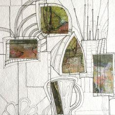ATV – Ex 3.4 – Collage Studies – Sally Harrison Art