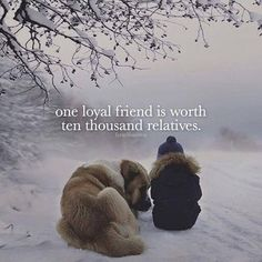 Positive Quotes : QUOTATION – Image : Quotes Of the day – Description One loyal friend is worth ten thousand relatives.. Sharing is Power – Don't forget to share this quote ! https://hallofquotes.com/2018/04/11/positive-quotes-one-loyal-friend-is-worth-ten-thousand-relatives/
