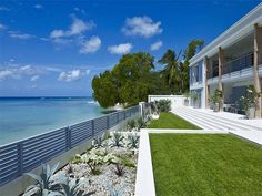 Peaceful retreat on the tropical waters of Barbados
