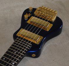 LapAxe Travel guitars
