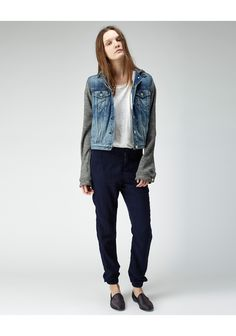 Clothing Inspiration Rag and bone jean jacket
