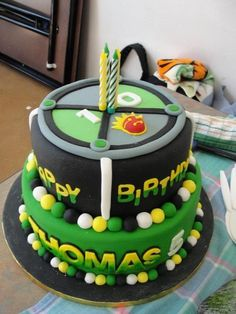 Resultado de imagen para ben 10 fondant cake