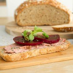 Syltede rødbeter Sandwiches, Baking, Bakken, Paninis, Backen, Sweets, Pastries, Roast