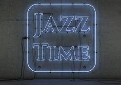 Logo design for Jazz Time Radio Station. www.getsbucket.com